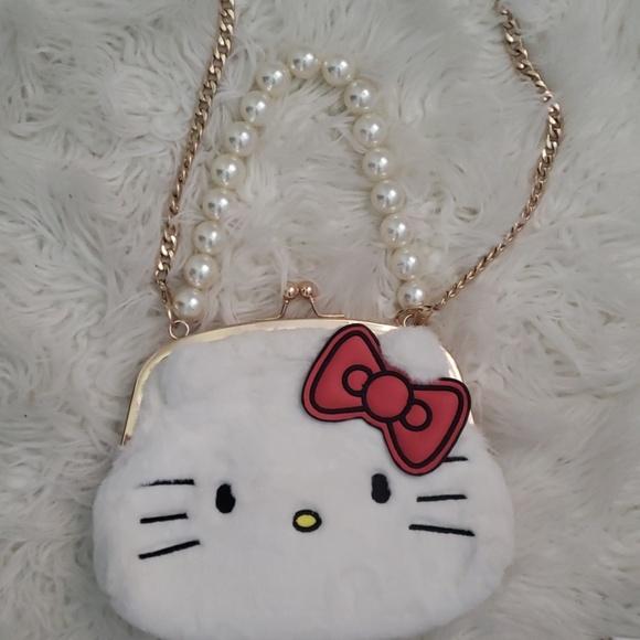 ASOS Handbags - ASOS HELLO KITTY PURSE